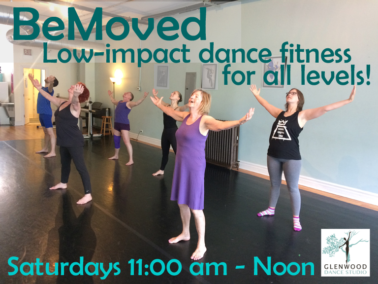 BeMoved Dance Class Students